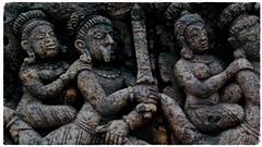 (ben oït) Tags: mouche fly basrelief sculpture statue odisha orissa