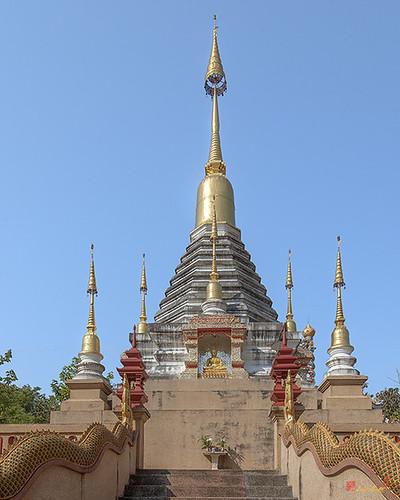 Wat Pa Neramit Mae Taeng Phra Chedi (DTHCM2055) วัดป่าเนรมิตแม่แตง พระเจดีย์