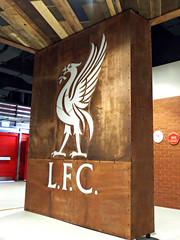 Inside Anfield, Liverpool, England (teresue) Tags: 2017 uk unitedkingdom greatbritain england merseyside liverpool anfield soccer football lfc liverpoolfootballclub