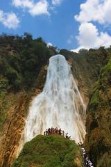 Cascada de Chiflón (hinakomotoki) Tags: cascada chiflón chiapas mexico cascadadechiflón méxico agua waterfall water grande azul hermosa alta naturaleza