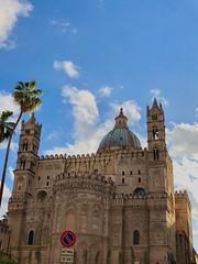 zona rimozione (Beppe Modica) Tags: palermo cattedrale