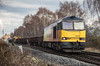 60056 & 60096 Doncaster (deltic17) Tags: colas colasrail class60 60056 60096 diesel tug train freight southyorkshire rail railway engineering