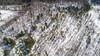 The Green Emerges. (Ryan Hallock) Tags: drone phantom4pro dji buffalo new york ny buffalony wny java snow ice melting winter spring march gorgeous outdoors ryanhallock goodvibes uphigh aerial instagram