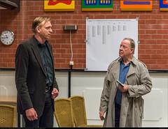 Falkland Toneel - Doorloop Moord in het theater