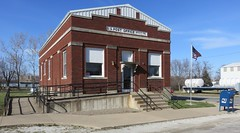 Post Office 63460 (Novelty, Missouri) (courthouselover) Tags: missouri mo postoffices knoxcounty novelty