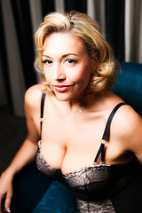 Jordan Ashley (Vegas Brown) Tags: lingerie garters vintage erotic erotica retro glamour fetish female pinup intimity pose posing people provocative perspective pov model modeling muse mesmerizing mature