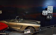 1962 Chevy Corvette (Chad Horwedel) Tags: 1962chevycorvette chevycorvette chevrolet chevy corvette classic car corvettemuseum bowlinggreen