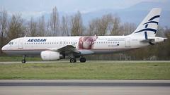 SX-DVV (Breitling Jet Team) Tags: sxdvv acropolis musuem sticker aegean euroairport bsl mlh basel flughafen lfsb