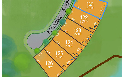 Lot 121, Boundary Street, Rutherford NSW