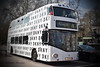 LT174 at Hyde Park Corner with DKNY wrap (louisemarston) Tags: london uk bus borisbus newbusforlondon lt174 ltz1174 hydeparkcorner