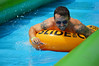 Shaded and splashing (radargeek) Tags: july 2016 slidethecity waterslide okc oklahomacity downtown tattoo sunglasses