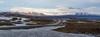 Panorama over Thingvellir National Park (dborup) Tags: iceland thingvellirnationalpark bjerg landscape landskab nodalninja nn6 island mountains panosociety panorama bjerge road mountain southernregion is