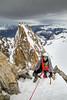 The top (Kratzi Montagne) Tags: aiguille du tour de neige montagne alpinisme randonnée soir ciel 6d canon françois kratzeisen winter hiver snow cloud nuage sommet enneigée ski rando alpes mont blanc suisse roche