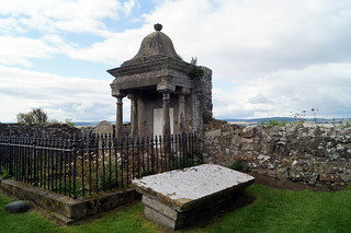 Lindisfarne Graveyard