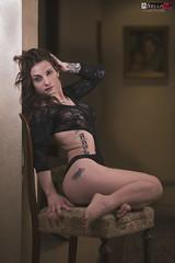 #ShootingTest. Muse: Jessica. Photo: Corrado Accillaro