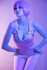 Anna (austinspace) Tags: woman portrait spokane washington model anime cosplay character japan japanese stoneocean foofighters plankton stand