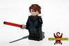 Dark Anakin Skywalker (Saber-Scorpion) Tags: lego minifig minifigure moc starwars legostarwars anakin skywalker anakinskywalker darthvader vader darth sith darkside