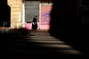 Hat ( serie walkers ) (Jean-Marc Vernier) Tags: walk shadow streetwalk streetphotography street urban city fujifilm fujixt20