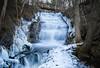 Long Expo Waterfall (J. Pelz) Tags: water stream gotland waterfall icy winter longexposure nature