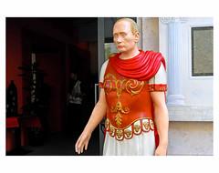 Imperator Caesar Vladimirus Putin Augustus (bruXella & bruXellus) Tags: putin vladimirputin juliusceasar imperator reincarnation kitsch italy italien italie italia rom roma leicax1 fake