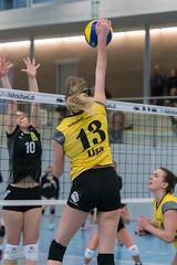 180317_VBTD1-Steinhausen_228 (HESCphoto) Tags: 99ersporthalle damen nlb saison1718 therwil vbtherwil vbcsteinhausen volleyball basellandschaft schweiz ch