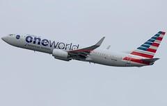 American Boeing 737-823 N919NN (Fasil Avgeek (Global Planespotter)) Tags: american boeing 737823 n919nn air airways airlines airport dca kdca 737800 jet aircraft airplane airliner jetliner ng oneworld