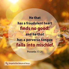 Bible verse (ricardopardie123) Tags: bible bibleverses holybible fall morning leaves tree plant circle yellow orange words easternlightning thechurchofalmightygod black red sunshine light nature view forest