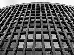 Ottawa, Ontario, Canada (duaneschermerhorn) Tags: black white blackandwhite blackwhite bw noire noir blanc blanco schwartz weiss architecture building skyscraper structure highrise architect modern contemporary modernarchitecture contemporaryarchitecture
