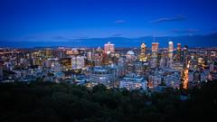 Montreal (Markus Hill) Tags: montréal québec kanada ca montreal night buehour city urban evening longexposure canada view canon 2017 travel
