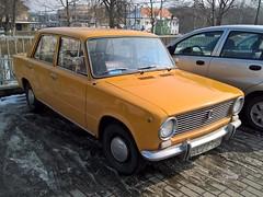 Lada 2101 (Norbert Bánhidi) Tags: hungary gödöllő car vehicle lada лада vaz ваз was ungarn hungría hongrie ungheria hungria hongarije венгрия magyarország