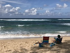 Beachtime Relaxation (colonelchi) Tags: iphone 7 iphone7 iphone7plus apple phone smartphone trip vacation family wedding weekend tropical island familyvacation familywedding hawaii hawaiianisland hawaiianislands oahu northshore winter wintertrip islandgetaway getaway relaxation relax beach shore green tropicalisland islands unitedstates unitedstatesofamerica