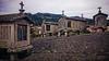 Eira Comunitária do Soajo (vmribeiro.net) Tags: centennial granite cabin rock storage stone rural ancient old portugal cross typical country cereal sky soajo eira comunitária espigueiros sony z1