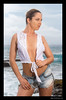 Anastasia (madmarv00) Tags: anastasia d600 makapuu nikon sandybeach beach girl hawaii kylenishiokacom model oahu ponytail woman shorts denim ocean water shore shirt