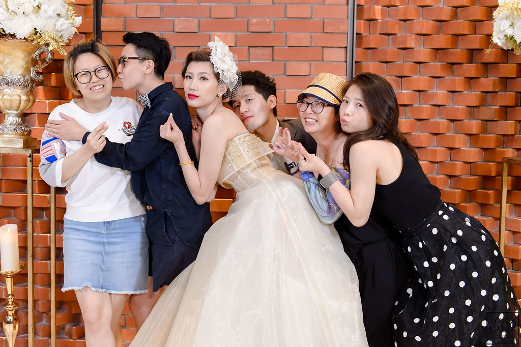 [婚攝] Jun&Form 婚禮紀錄|誠品行旅in between