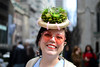 Easter Parade & Bonnet Festival (Samicorn) Tags: nikon nyc manhattan 5thavenue fifthavenue newyorkcity midtown easter parade bonnetfestival festival hats costume flowers heart sunglasses succulents