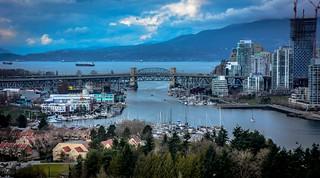 Burrard Bridge (1932), Vancouver 💖