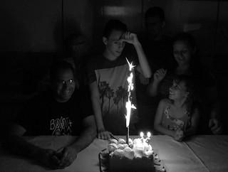 Gabriel's 18th birthday party, SCS, SP, Brazil.