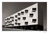 2018/0371 (FedericoFerrari) Tags: bn blackwhite building edificio architettura architecture finestre window ombra shadow