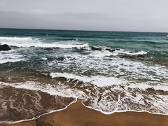 Ibiza norte (Ismael VF) Tags: bruma azul hippy paz zen olas ibiza playa mar