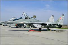 MiG-29A (Pavel Vanka) Tags: mig mig29 mig29a fulcrum slovakairforce slovakia slovakiaairforce ciaf czechinternationalairfest lktb brnoturany brno czech czechrepublic airplane plane aircraft airshow spotting spot spotter jet fighter