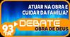 Praga - Praga de mãe pega? - Debate 93 - 31/05/2017 (portalminas) Tags: praga de mãe pega debate 93 31052017