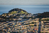 hilltop divide (pbo31) Tags: sanfrancisco california city urban spring 2018 nikon d810 boury pbo31 over view mtdavidson rooftops bayview mclarenpark hilltop bay blue green houses row portola sunset