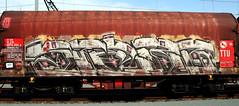 graffiti on freighttrains (wojofoto) Tags: amsterdam nederland netherland holland graffiti streetart wojofoto wolfgangjosten freighttraingraffiti freighttrain fr8 cargotrain vrachttrein