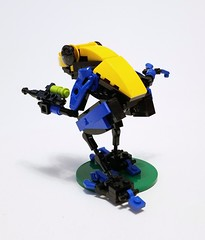 Frogbot V4N1A (John Moffatt) Tags: lego frog robot ribbit super soaker full poison