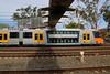 Waratah Series 2 Set B1 at Mt Druitt (Photography Perspectiv) Tags: train railroad series2 railway waratah bset b1 emu suburban passenger testing testtrain sydneytrains