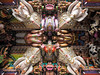 _2241092 (ernsttromp) Tags: srilanka olympus omd 918mmf456 mzuiko microfourthirds mirrorless mft m43 trincomalee temple ceiling hinduism colour 4x3 2018 architecture interior decoration hindu religion dravidian statue figure inexplore