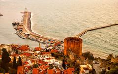 Alanya Limanı (Akcan PhotoGraphy) Tags: alanya liman manzara landscape eos760d