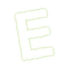 Bulky Typo - GeneTypo 092 (spaghetticoder77) Tags: spaghetticoder77 genetypo generative typography typeface transitional experimental proce55ing processing geometry trigonometry bulky arc tangent