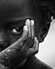 Mankunbou (Ma Poupoule) Tags: sénégal africa afrique porträt portrait ritratti ritratto regard man blackwhite biancoenero bianconero bw noirblanc nb travel