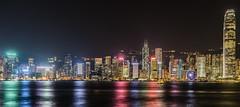 The top Skyline - Hongkong 115/188 (*Capture the Moment*) Tags: 2017 architecture fotowalk hongkong nachtaufnahmen nightshot reflection reflexion sonya7m2 sonya7mii sonya7mark2 sonya7ii sonyfe2470mmf4zaoss sonyilce7m2 starferry starferrypier